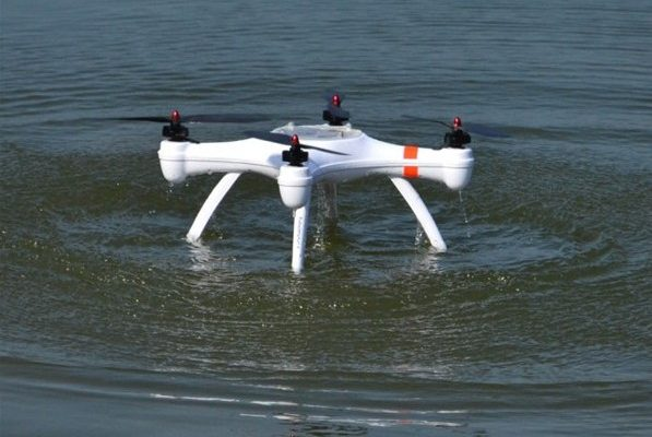 Waterproof-Quadcopter